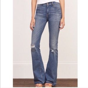 Brand me A&F Flare jeans